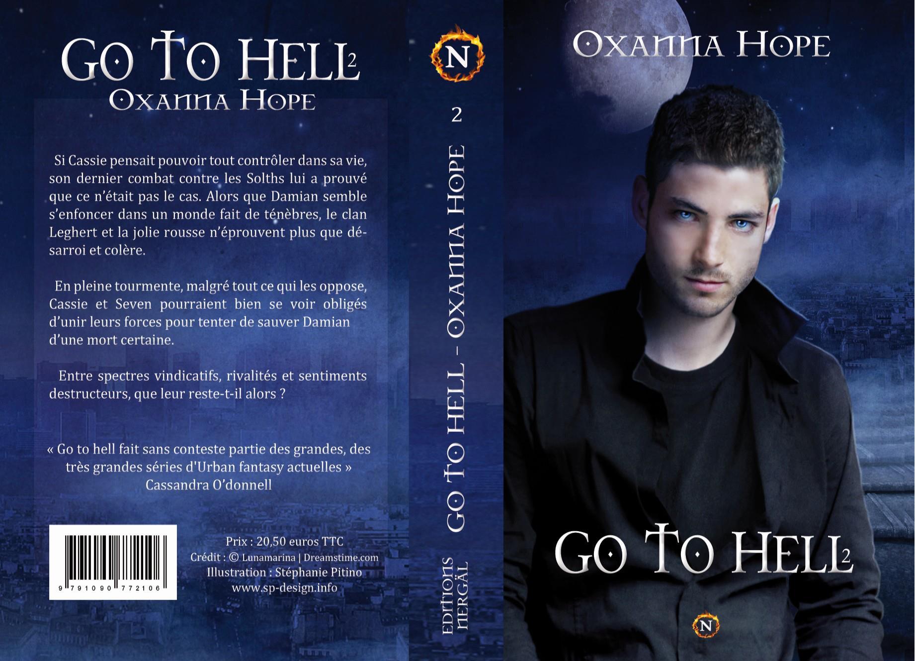Par Oxanna Hope - Nergal Editions