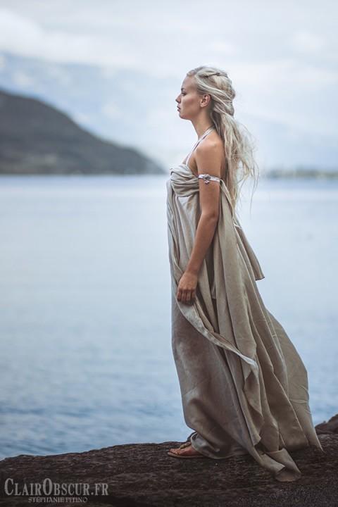 Game Of Thrones : Khal Drogo & Daenerys