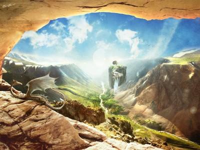 Photomontage & peinture numérique www.ClairObscur.fr