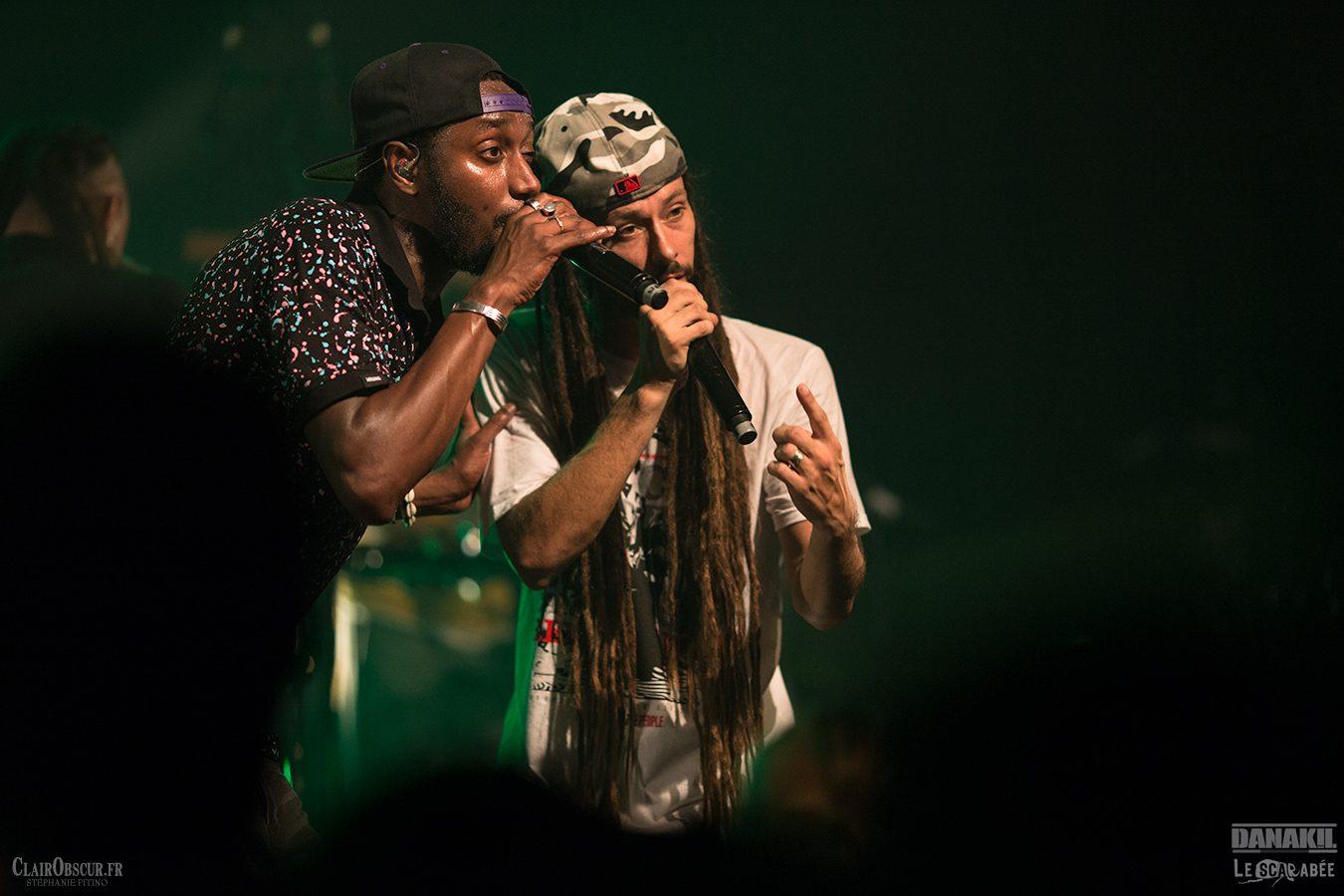 Danakil - Concert à Chambéry : Le Scarabée 13/10/2016