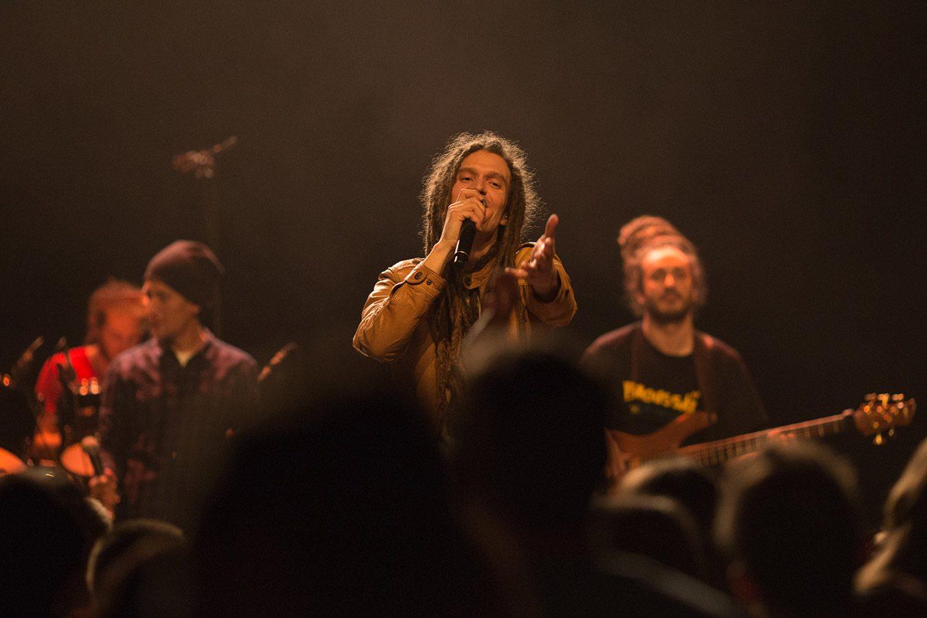 Broussaï - Live at l'Agora Bonneville - 2017 www.ClairObscur.fr